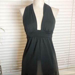 Susan Monoco black top.  Size medium
